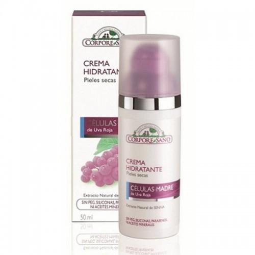 crema hidratante piel seca corpore sano 50 ml
