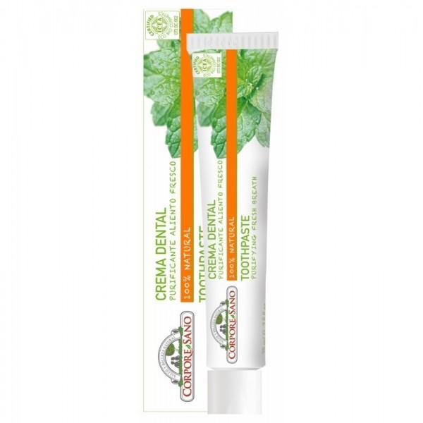 dentifrico purificante corpore sano 75 ml