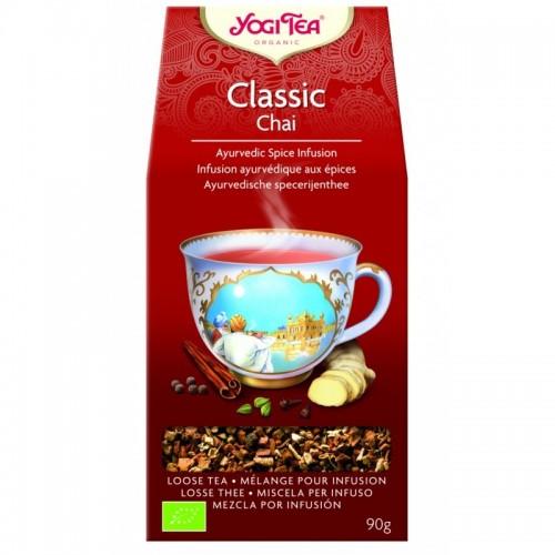 Yogi tea classic chai...