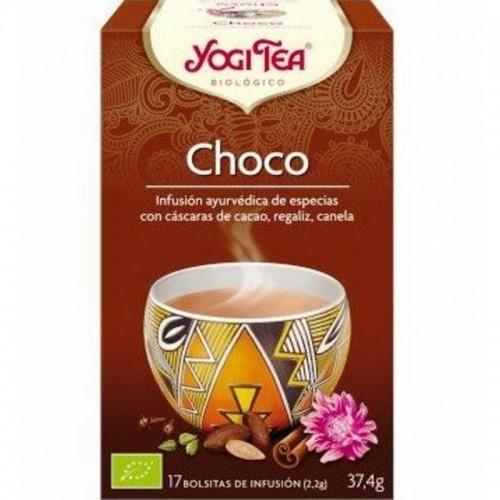 Yogi tea infusion chocolate...
