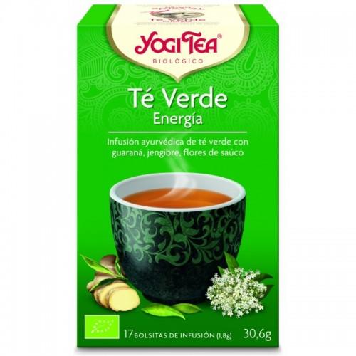 Yogi tea infusion verde...