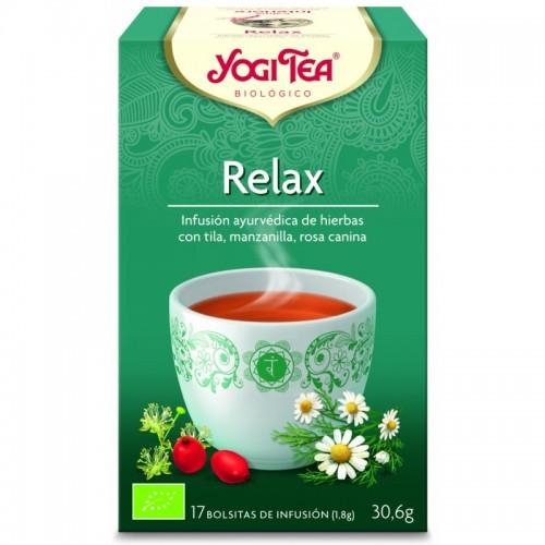 Yogi tea infusion relajante...