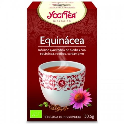 Yogi tea infusion equinacea...