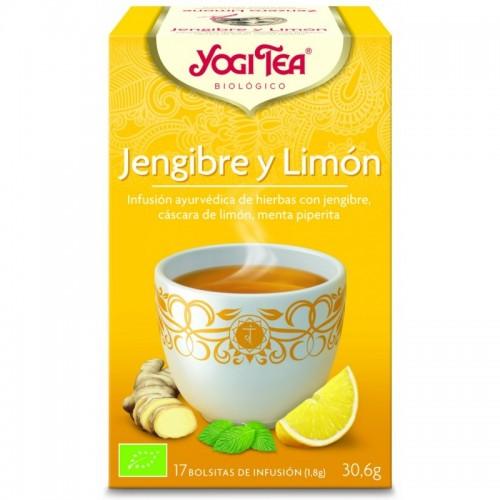 Yogi tea infusion jengibre...