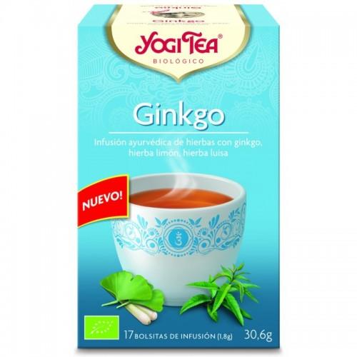 Yogi tea infusion ginkgo 17...