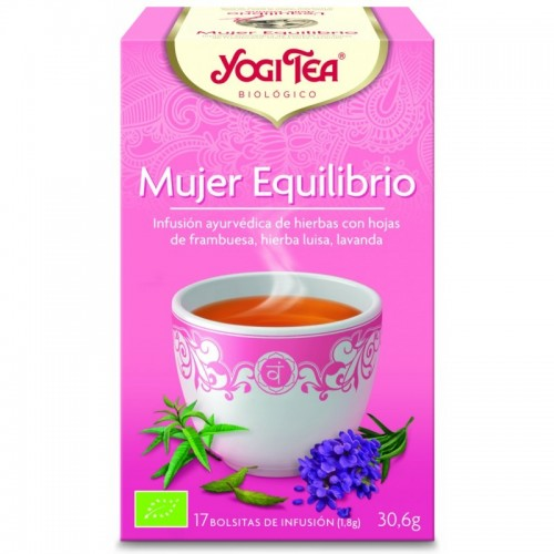 Yogi tea infusion mujer...
