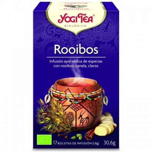Yogi tea infusion rooibos...