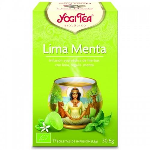 Yogi tea infusion lima...