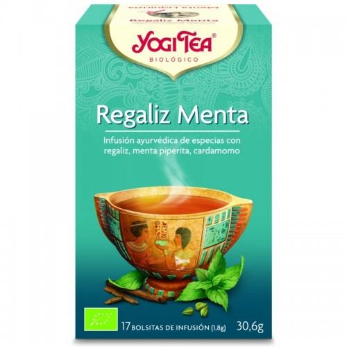 Yogi tea infusion menta...