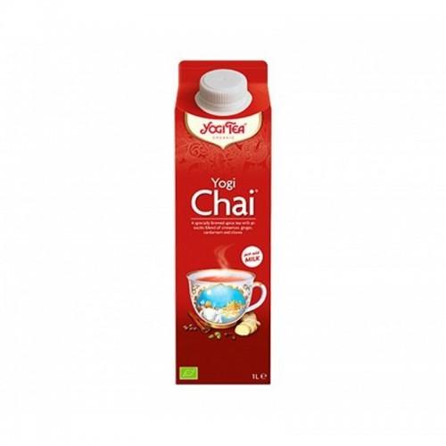Yogi tea preparado de...