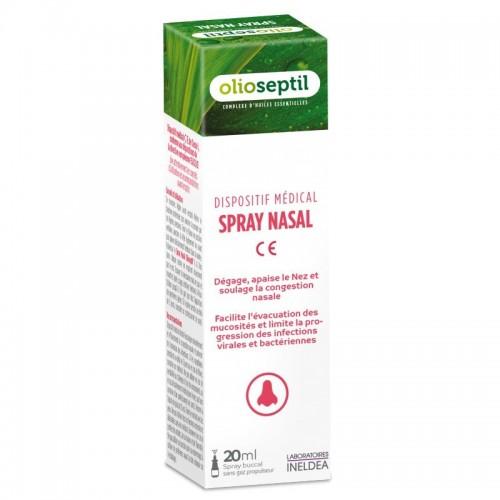 Spray nasal sinus...