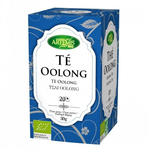Infusion te oolong (20...