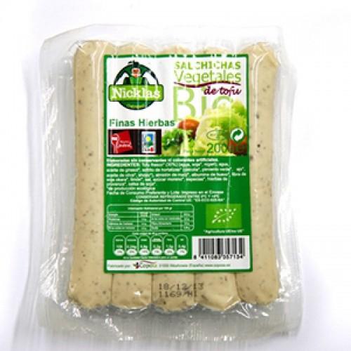 Salchicha tofu finas...