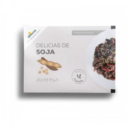 Delicias soja AHIMSA 250 gr...