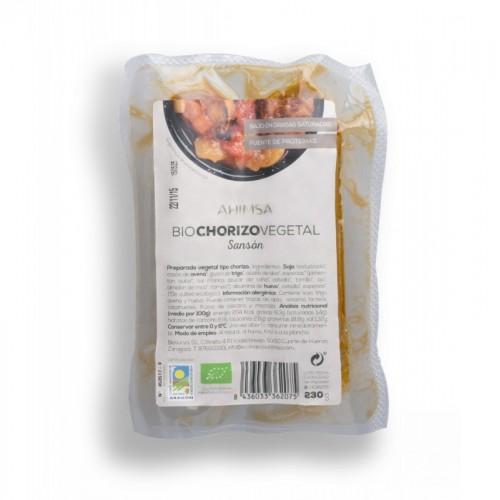 Chorizo Vegetal Sanson...