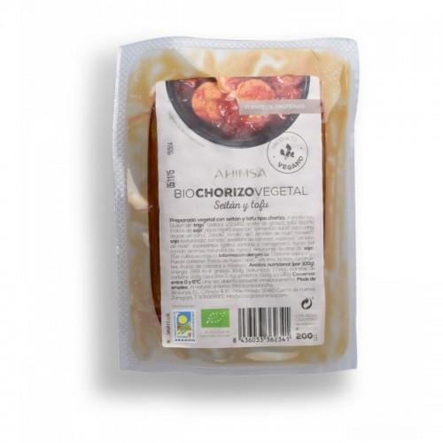 Chorizo Tofu Seitan AHIMSA...