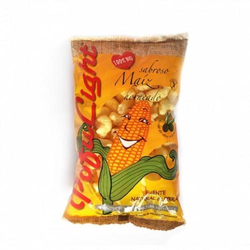 ganchito maiz aliment vegetal 40 gr bio