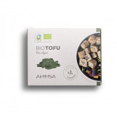Tofu algas AHIMSA 230 gr BIO