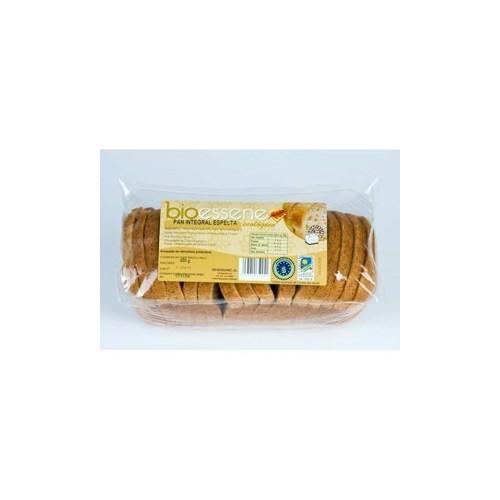 pan molde espelta integral bioessene 400 gr