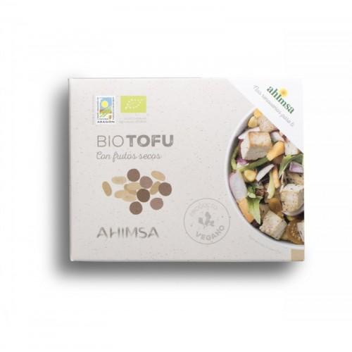Tofu frutos secos AHIMSA...