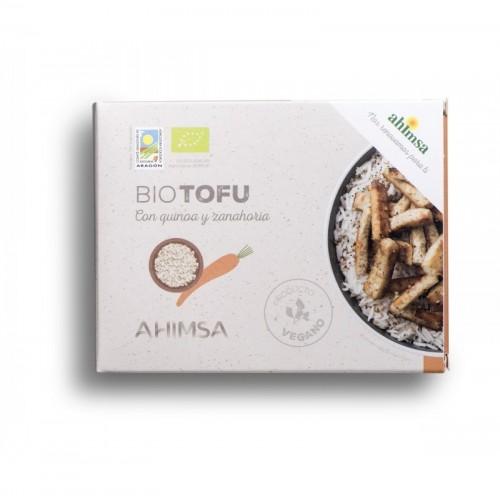 Tofu quinoa zanahoria...