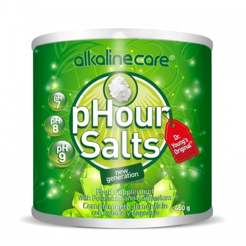 Young pHorever phour salts...