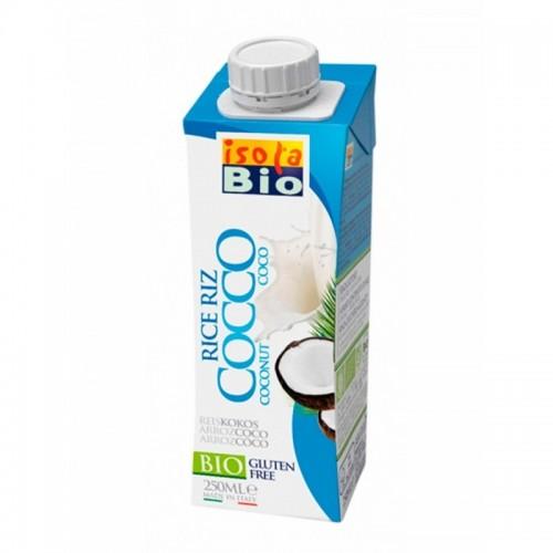 Bebida arroz coco ISOLA BIO...