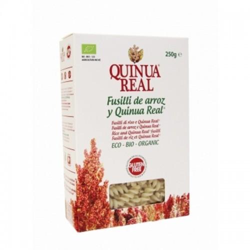 Espiral arroz y QUINUA REAL...