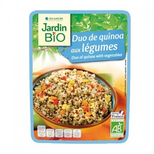 Plato preparado duo quinoa...