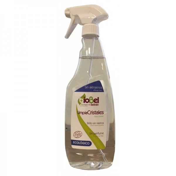 limpia cristales spray biobel 750 ml