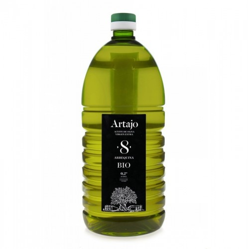 aceite oliva virgen extra frutado 8 artajo pet 2 l bio