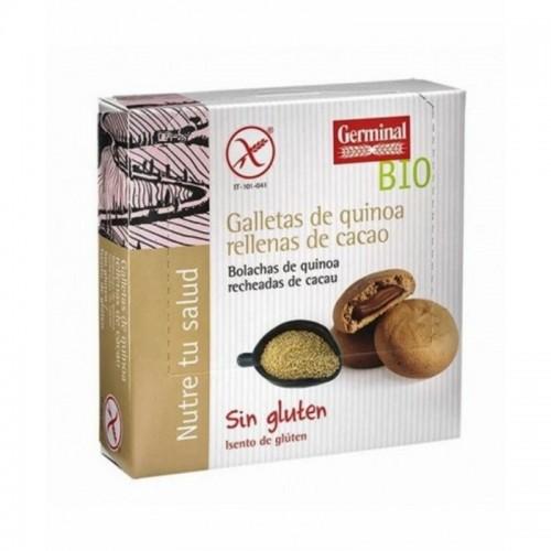 Galletas quinoa rellenas...