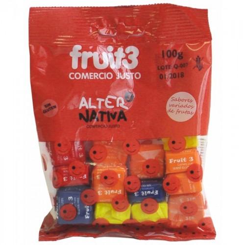Caramelos sugus fruit 3...