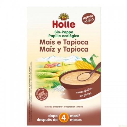 Papilla maiz tapioca HOLLE...