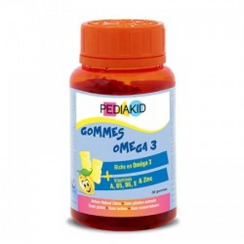 Gominolas omega 3 limon...