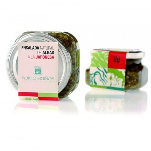 ensalada algas japonesa porto muiños bio