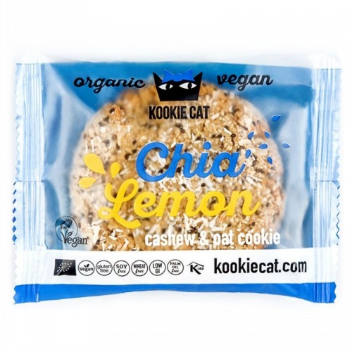 Galleta limon chia KOOKIE...