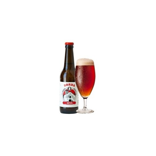 Cerveza roya artesana BORDA...