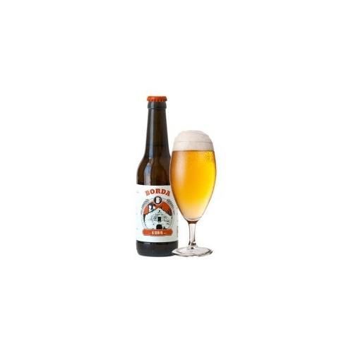 Cerveza ripa artesana BORDA...