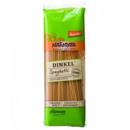 espagueti espelta 500 gr naturata eco