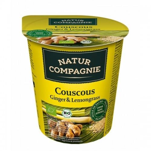 Yatecomo cuscus jengibre y...