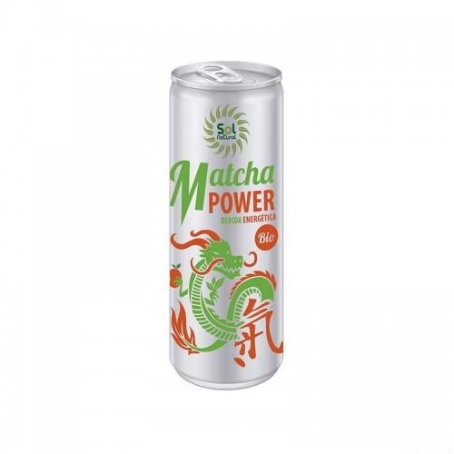 Bebida energetica matcha...