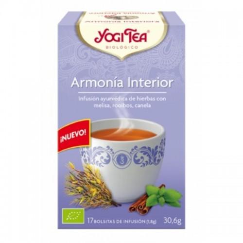 Yogi tea infusion armonia...