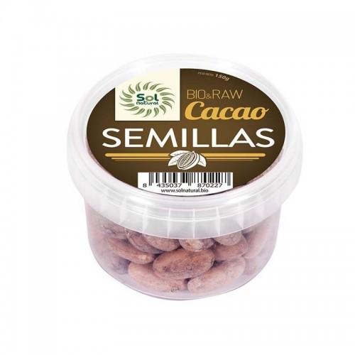 Cacao semillas crudas raw...