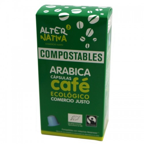 Cafe arabica ALTERNATIVA 3...