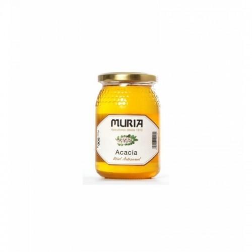 Miel acacia MURIA 500 gr