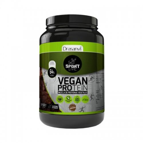 Proteina vegetal brownie...