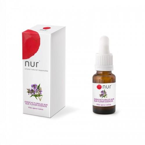 Esencia floral vitex NUR 15 ml