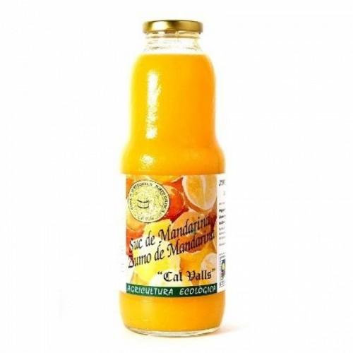 zumo mandarina cal valls 1 l eco