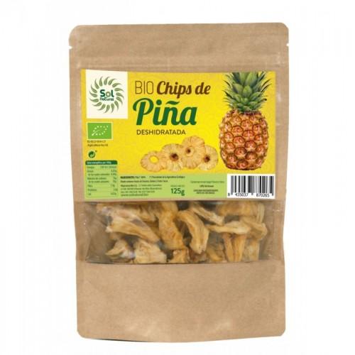Chips piña SOL NATURAL 125...